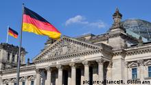 German Reichstag building