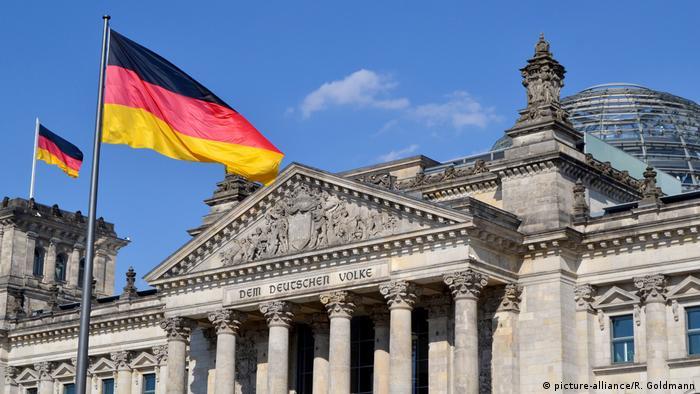 Deutschland Reichstag (picture-alliance/R. Goldmann)