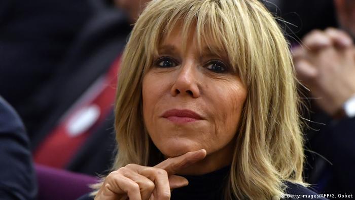France 1st lady