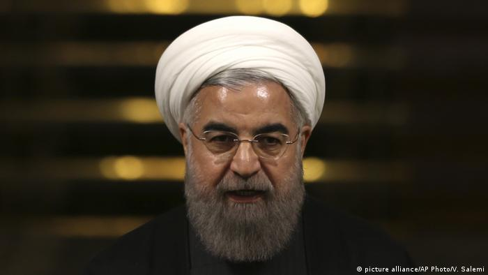 Hassan Rouhani (picture alliance/AP Photo/V. Salemi)