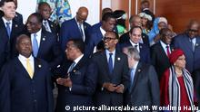 Äthiopien 28th African Union Summit