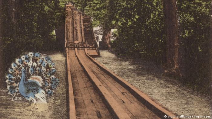 Открытка 1929 года