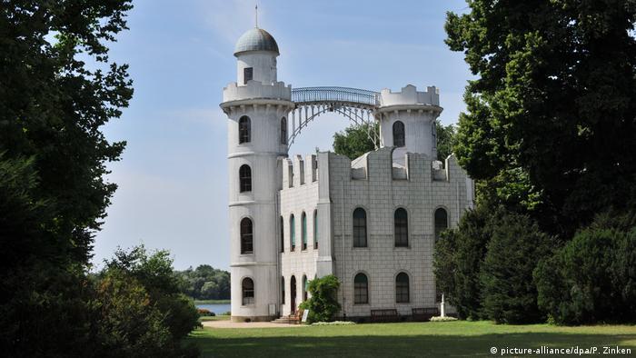 Pfaueninsel Castle