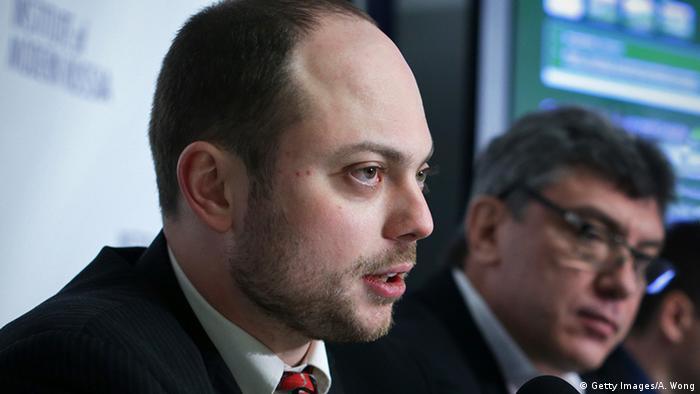 Wladimir Kara-Mursa Boris Nemzow