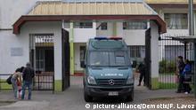 Chile Gefängnis Gebäude