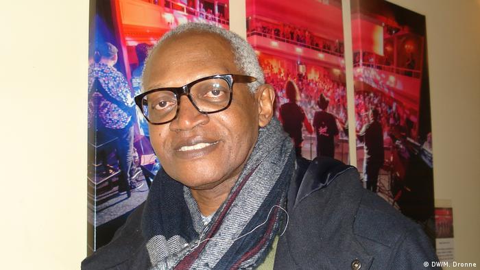 Enoh Meyomesse ( Schriftsteller und Politiker aus Kamerun)