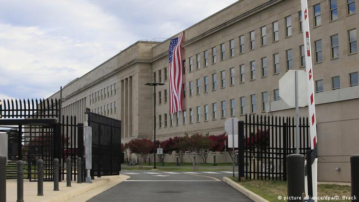 USA Pentagon Washington (picture alliance/dpa/D. Brack)