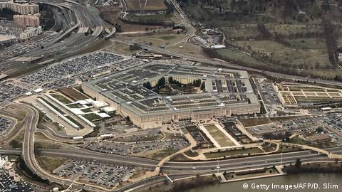 USA Pentagon Washington (Getty Images/AFP/D. Slim)