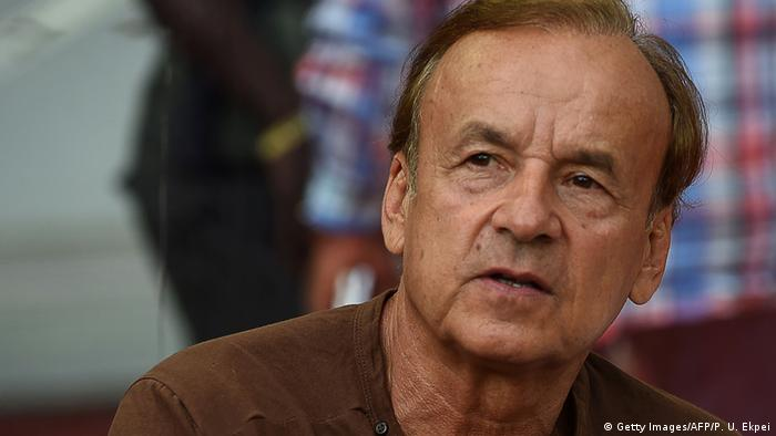 Fussball African Cup 2017 - Nigeria - Nationaltrainer Gernot Rohr