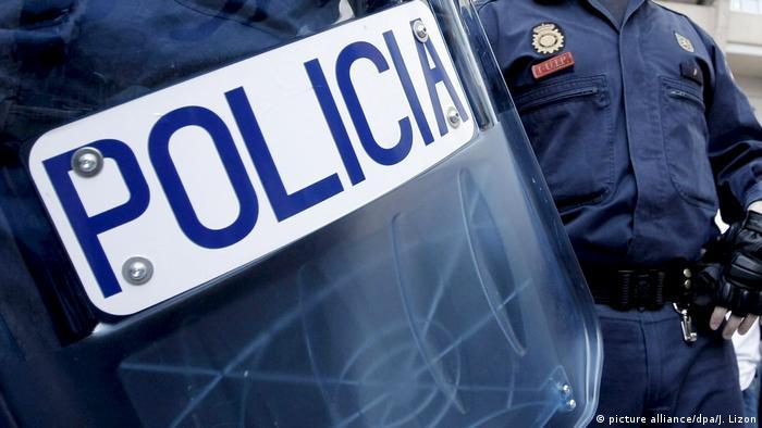 Symbolbild policia