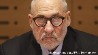 Economist Joseph Stiglitz (Getty Images/AFP/J. Demarthon)