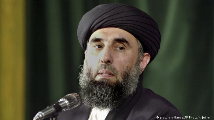 Afghanistan Gulbuddin Hekmatyar (picture-alliance/AP Photo/K. Jebreili)