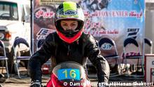 Iran Frauen Motorradmeisterschaft