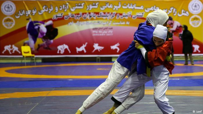 Iran Frauen Ringen