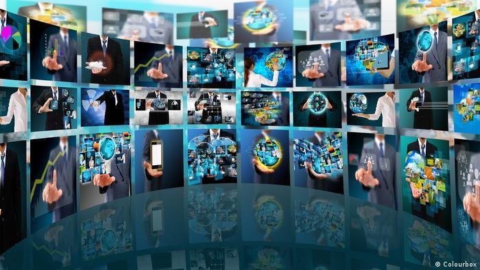 Symbolbild Fernsehen Medien