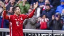 Sport Bundesliga FC Bayern Munich und FC Schalke 04 | Robert Lewandowski