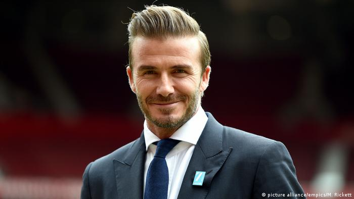 David Beckham (picture alliance/empics/M. Rickett)