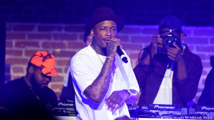USA Rapper YG