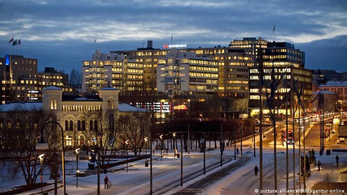 Norwegen Oslo (picture alliance/Bildagentur-online)