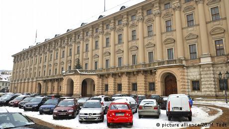 Tschechien - Außenministerium Prag (picture alliance/ZB/M. Tödt)