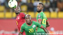 Africa Cup of Nations Burkina Faso vs. Ghana