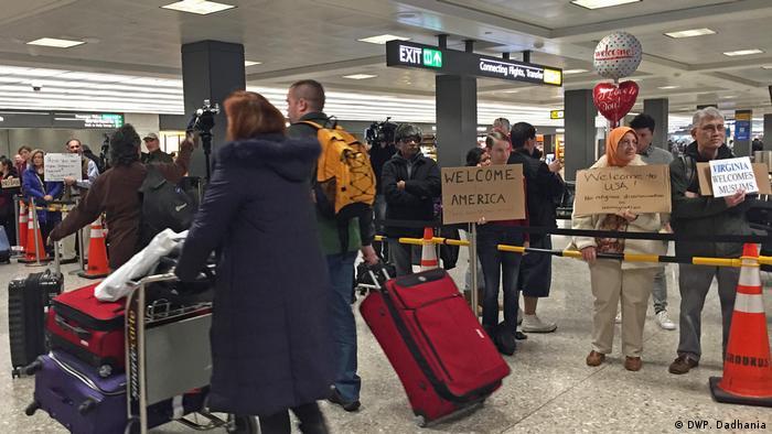 USA Virginia Dulles Airport