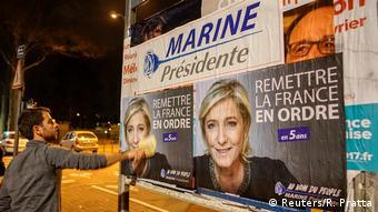 Να βάλει τάξη στη Γαλλία υπόσχεται η Λεπέν, αλλά θα φέρει τα πάνω κάτω στην ΕΕ