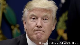 USA Präsident Donald Trump (picture-alliance/abaca/O. Olivier)