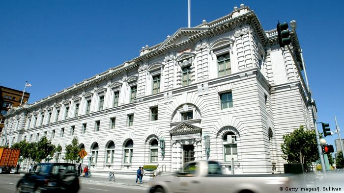 USA 9th Circuit Court of Appeals in San Francisco (Getty Images/J. Sullivan)