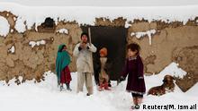 تصویر از آرشیف: بیجاشدگان داخلی در کابل