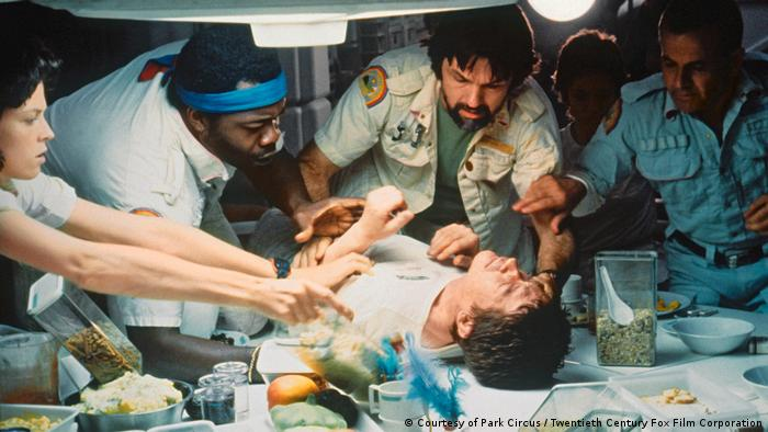Still from 'Alien' (Courtesy of Park Circus / Twentieth Century Fox Film Corporation)