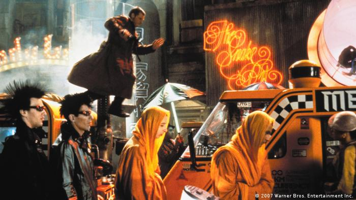 Film still from 'Blade Runner' (2007 Warner Bros. Entertainment Inc.)