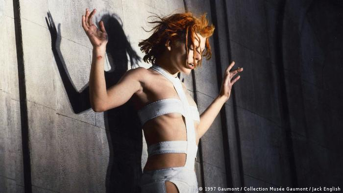 The Fifth Element (1997 Gaumont / Collection Musée Gaumont / Jack English)