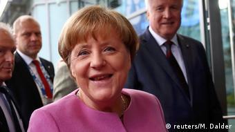 Deutschland Spitzentreffen in München: Koalition berät Sicherheitspaket (reuters/M. Dalder)
