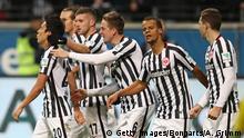 Deutschland Eintracht Frankfurt v SV Darmstadt 98   Bundesliga