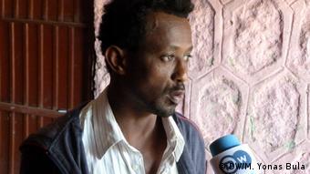 Äthiopien Proteste   Alem Mulisa