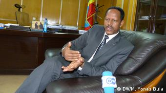 Äthiopien Proteste | Dr. Negeri Lench