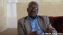 Mulatu Gamachu, deputy chairman of Oromo Federalist Congress Autor:- Merga Yonas Bula Bild: Field Reporting in Sabata Ethiopia Wann: Between January 23 to 31, 2017 Wo: Ethiopia