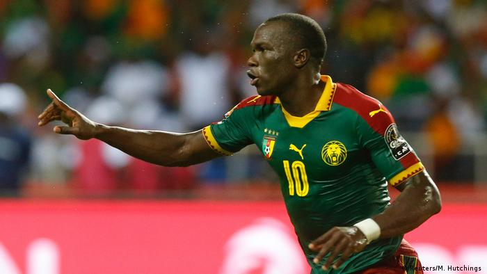 African Cup of Nations Ägypten gegen Kamerun | Sieg Kamerun (Reuters/M. Hutchings )