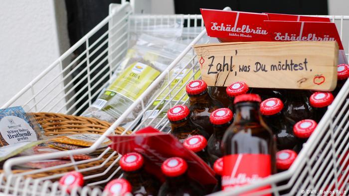 Köln The Good Food Lebensmittel (DW/I. Barrios)