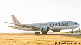 Längster Linienflug der Welt fliegt nonstop von Doha nach Auckland