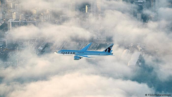 Längster Linienflug der Welt fliegt nonstop von Doha nach Auckland (Flickr/Qatarairways)