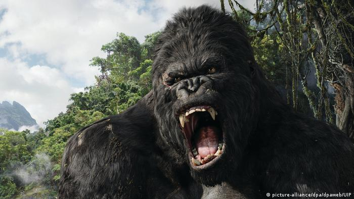 Film still from King Kong 2005 (picture-alliance/dpa/dpaweb/UIP)