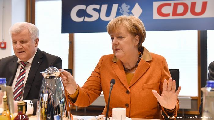 Deutschland CSU CDU Zukunftsgipfel