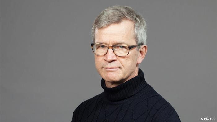 Europa-Korrespondent DIE ZEIT Ulrich Ladurner
