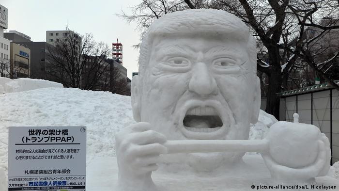 Japan | Schneeskulpturen-Festival in Sapporo