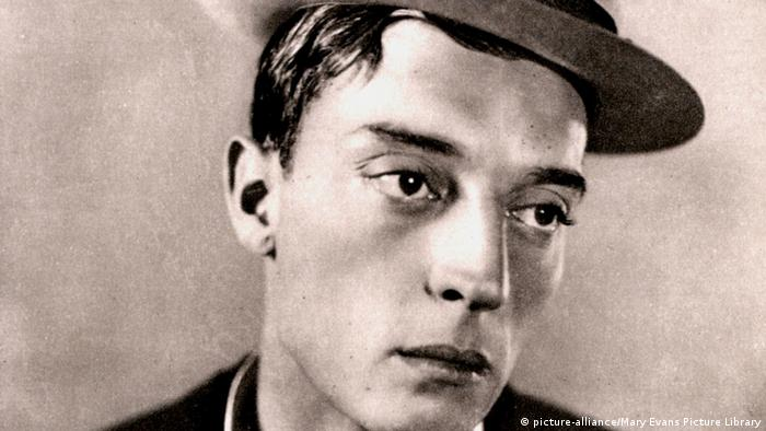 Buster Keaton (picture-alliance/Mary Evans Picture Library)