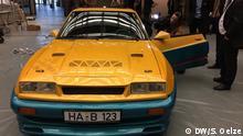 Ausstellung | Die Deutschen und ihr Auto im Haus der Geschichte | Manta, Manta das Filmauto