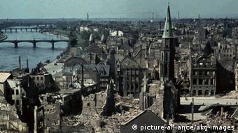 Frankfurt in 1945