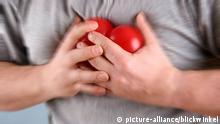 Liebeskummer Herzschmerz